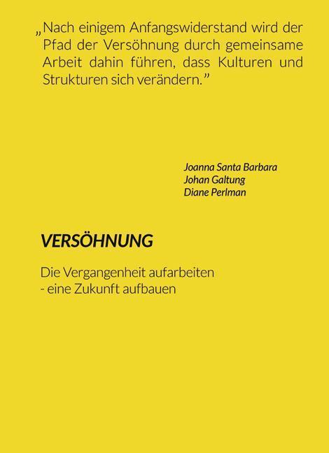 Sozio-Publishing - Versöhnung - Titelblatt - 9783935431293